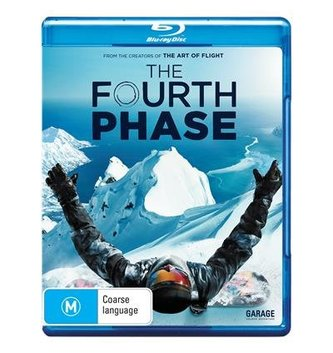 PLATINUM THE FOURTH PHASE BLU-RAY