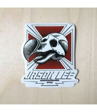 HER DODO SKULL LEE STICKER