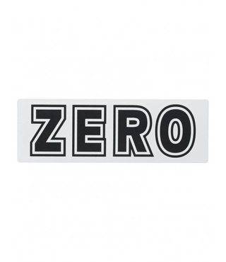 ZERO STICKER - BOLD