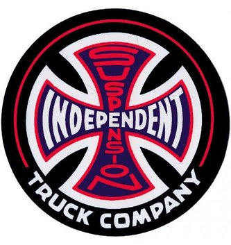 INDEPENDENT TRUCK CO. INDEPENDENT DECAL SUSPENSION SKETCH