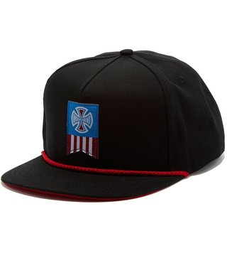 INDEPENDENT SNAPBACK LABEL CROSS