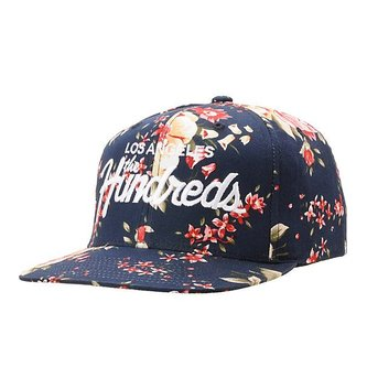 THE HUNDREDS TEAM FLORAL SNAPBACK