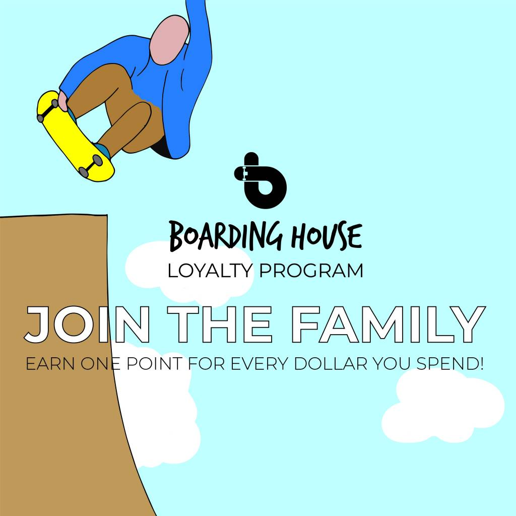 JOIN THE FAMILY!