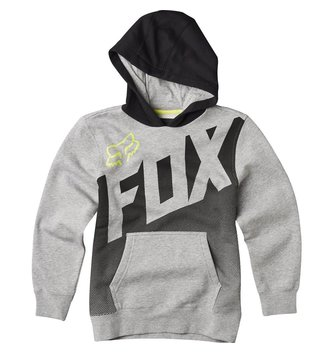 FOX YOUTH CAPTIVE PULLOVER FLEECE