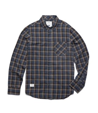 WILLY PETE L/S FLANNEL