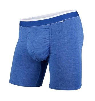BN3TH CLASSICS BOXER BRIEF BLUE HEATHER/WHITE S