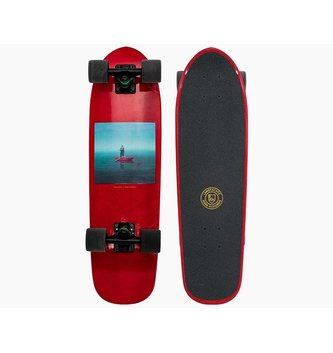 LANDYACHTZ LONGBOARDS DINGHY MARK MCMORRIS COMPLETE