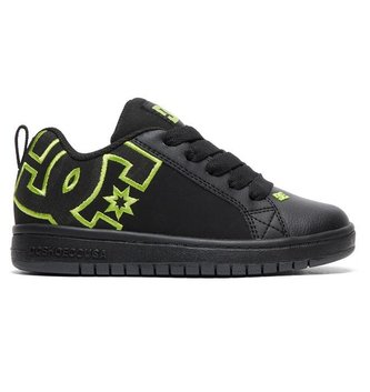 DC FOOTWEAR CT GRAFFIK SE B SHOE