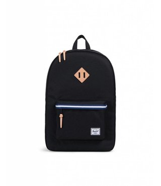 HERITAGE 600D POLY BLACK