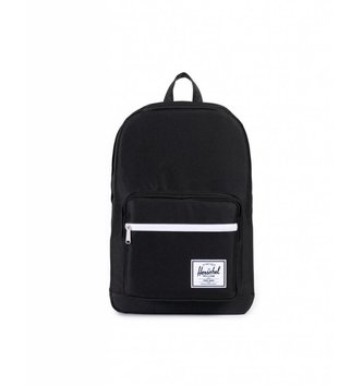HERSCHEL BACKPACKS POP QUIZ 600D POLY BLACK