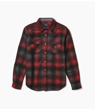 NORDSMAN  WOVEN FLANNEL RED SIZE  XL