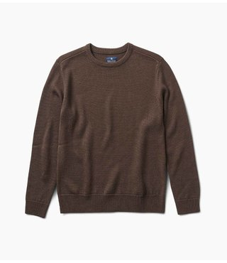 DOMINGUEZ SWEATER BROWN SIZE MEDIUM