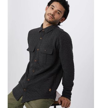 TEN TREE Colville Long Sleeve Button Up