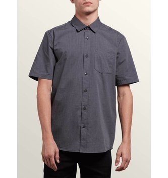 VOLCOM Everett Solid Short Sleeve