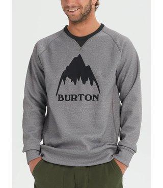 Crown Bonded Crew Sweatshirt
