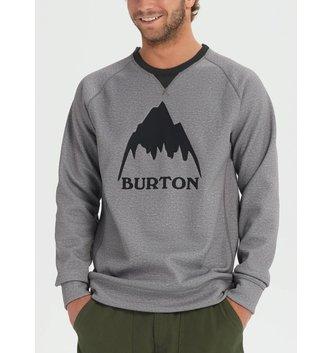 BURTON SNOWBOARDS Crown Bonded Crew Sweatshirt
