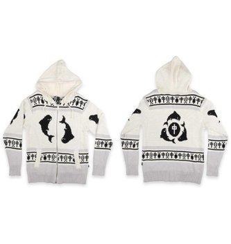 Red Dragon Apparel RDS SWEATER ORCA SPIRIT