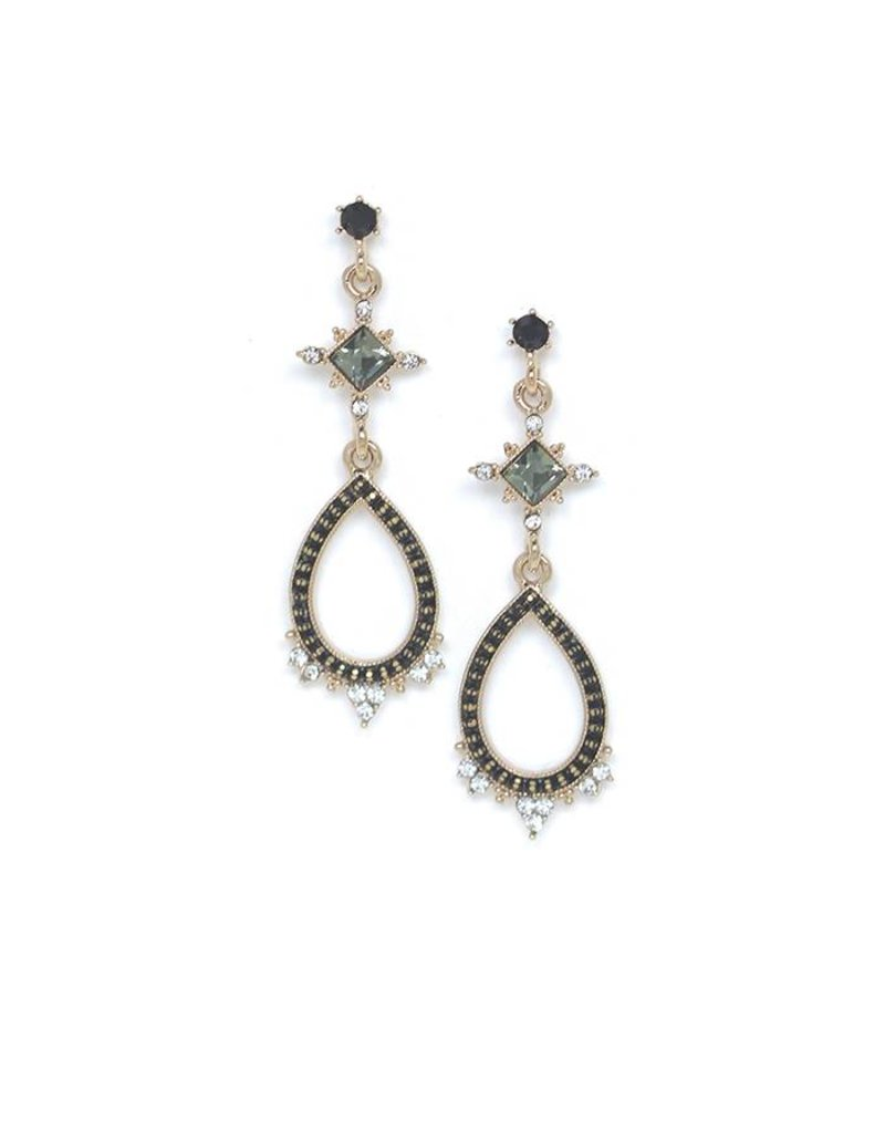 Lovers Tempo Lovers Tempo Drop Earrings Cecille