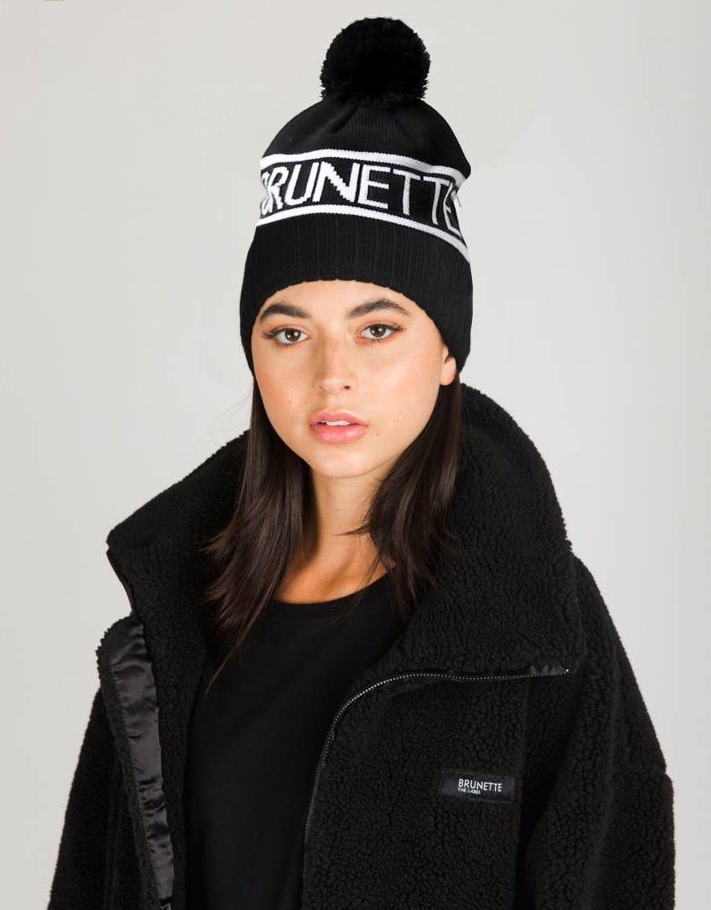BRUNETTE Brunette The Label Toque