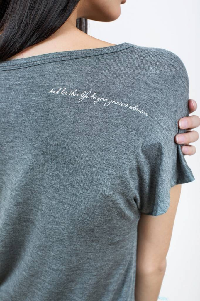 The Roster The Roster 'Let This Life' Tee