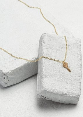 The Giving Keys The Giving Keys Mini Key Necklace
