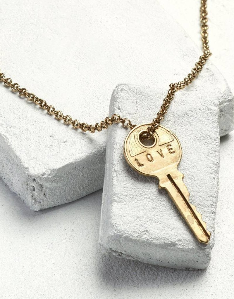 The Giving Keys The Giving Keys Classic Key Necklace