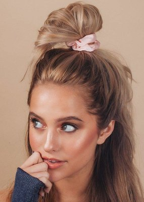 Kitsch Kitsch Hair Silk Scrunchies - 4 Pack