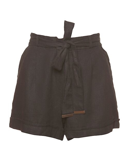 Dex Shorts w/ Pockets & Tie