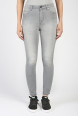 Articles of Society Articles of Society Heather High Rise Denim Crop