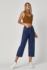 Mavi Jeans Mavi Jeans High Rise Romee Jean Wide Leg w/ Raw Edge
