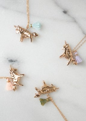 Dawning Necklace Assorted Unicorn