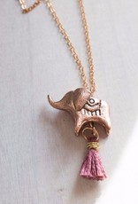 Dawning Necklace Elephant