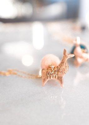 Dawning Dawning Necklace Assorted Llama