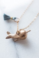 Dawning Dawning Necklace Narwhal