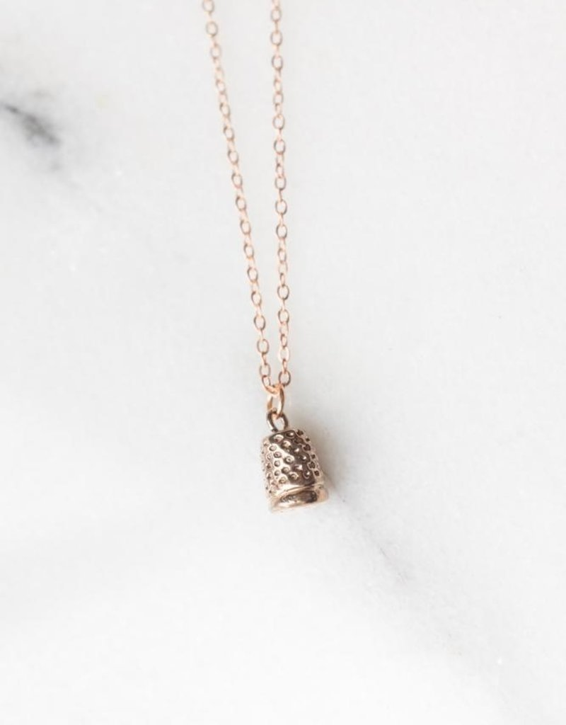 Dawning Dawning Necklace Thimble