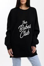 BRUNETTE BRUNETTE Sweatshirt Big Sister The Babes Club