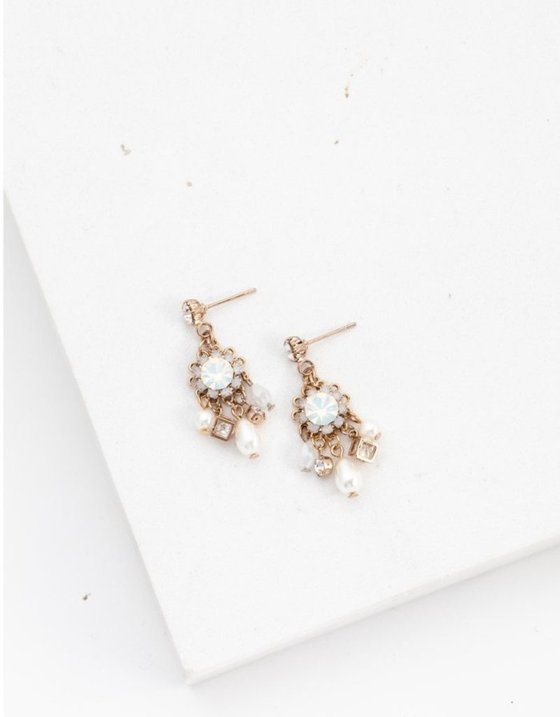 Lovers Tempo Lovers Tempo Earrings Bloom Chandelier