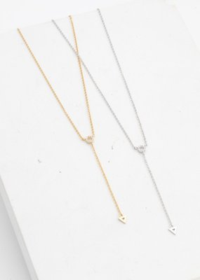 Lovers Tempo Lovers Tempo Necklace Comme Ci Comme Ca Lariat