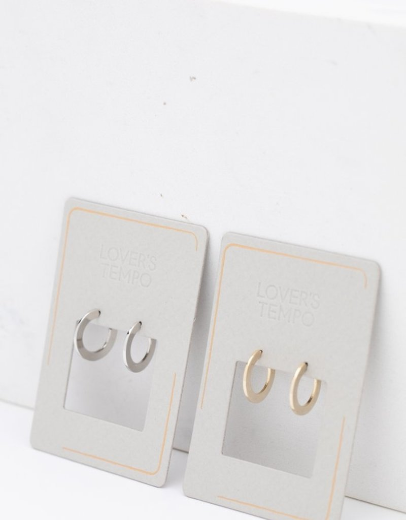 Lovers Tempo Lovers Tempo Earrings Gloria Small Hoop