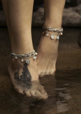 WellDunn Jewelry WellDunn Jewelry Atoll Anklet