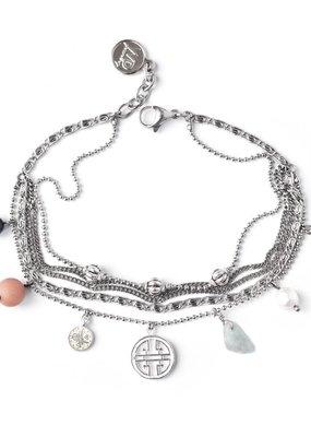 WellDunn Jewelry WellDunn Jewelry Atoll Anklet