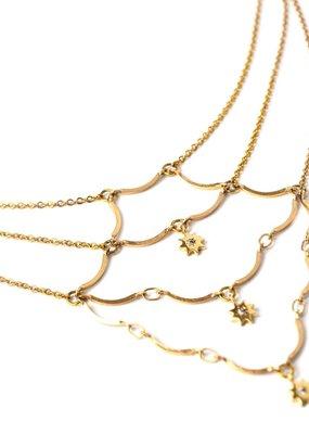 WellDunn Jewelry WellDunn Jewelry Parelia Necklace