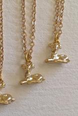 PIKA&BEAR Pika & Bear Necklace 'Fawn' Pendant