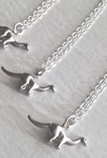 PIKA&BEAR Pika & Bear Necklace 'Tino-saur' Pendant