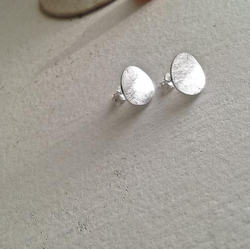 Pika & Bear Earrings 'Pollo' Stud