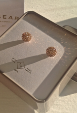 PIKA&BEAR Pika & Bear 'Novasphere' Small Shimmering Stud