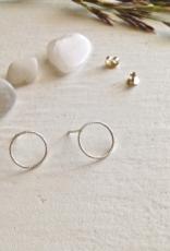 PIKA&BEAR Pika & Bear Earrings 'Oberon' Hoop