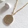 Pika & Bear Necklace 'Illumination' Triple Layer w/ Owl Pendant