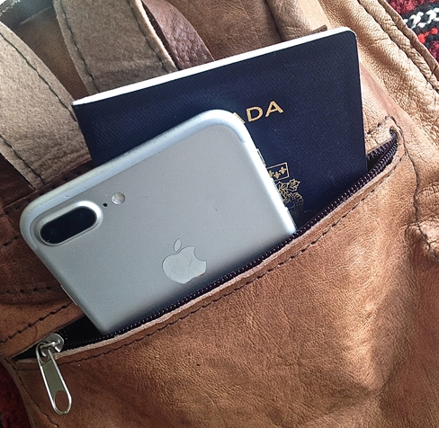 Pika & Bear Backpack 'Tangiers' Kilim Day Pack