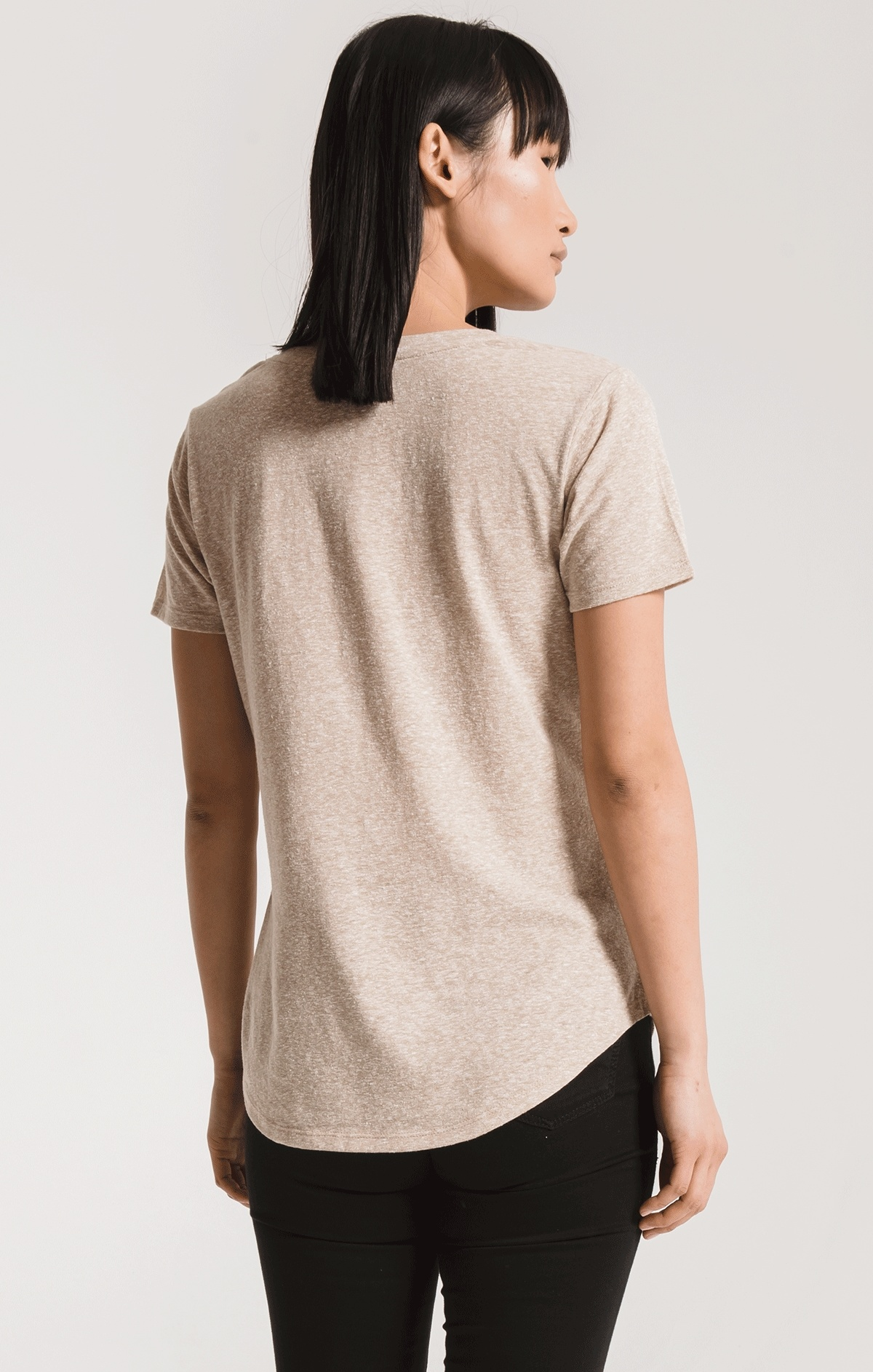 Z Supply Tee The Triblend Pocket Tee